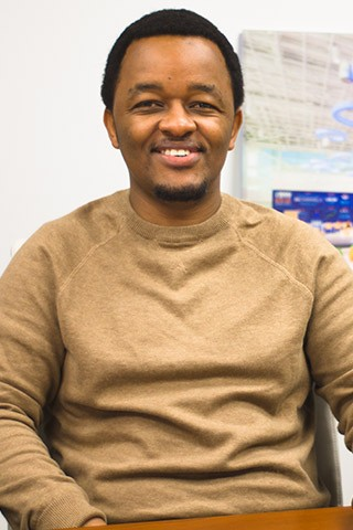 Ernest Maiteri, Lead Structural Engineer - BRPH Careers