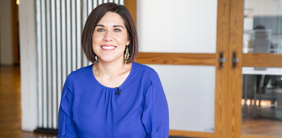Claudia Bazaldua, Site Director - TaskUs Careers