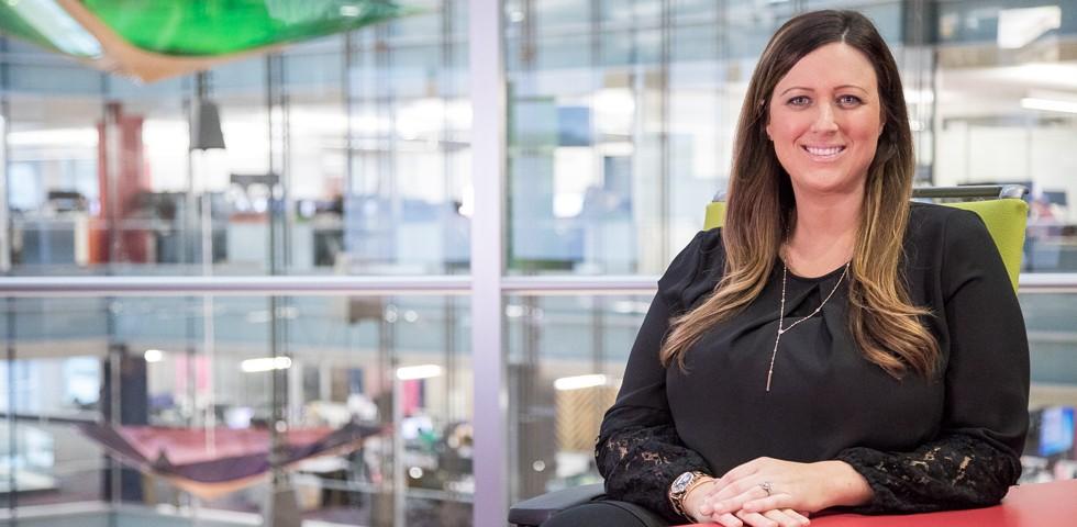 Dana Staniec, Senior Director of Mortgage Banking - Quicken Loans Careers