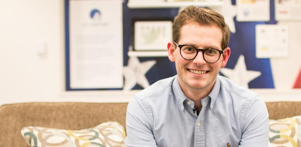 Simon Graf, Senior Software Engineer - Next Century Careers