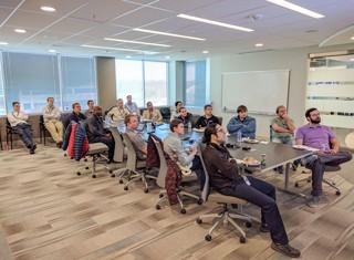 Careers - Office Life Bi-Weekly Technical Exchange Meetings
