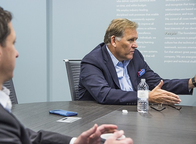 Careers - Chairman Rogers' Story Capitalizing On Intelligence
