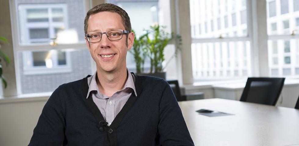 Toby Crisp, Director, Data Services - comScore Careers