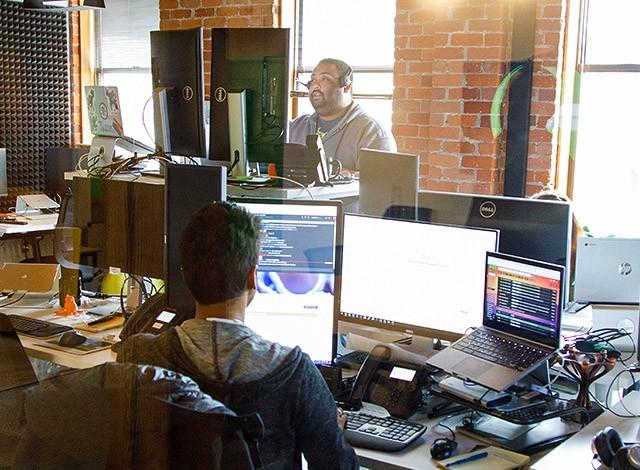 Careers - Office Life  Employee Satisfaction
