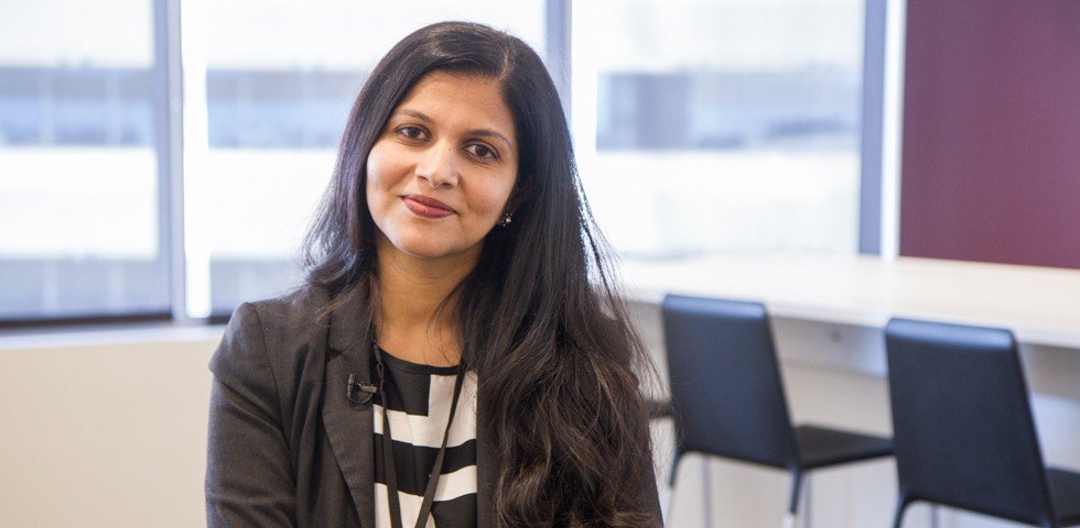 Aparna Hemanth, Sr. Tooling DevOps Engineer - HCSC Careers