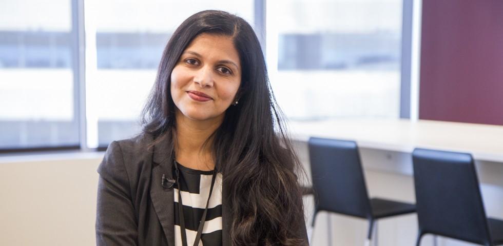 Aparna Hemanth, Sr. Tooling DevOps Engineer - HCSC Careers