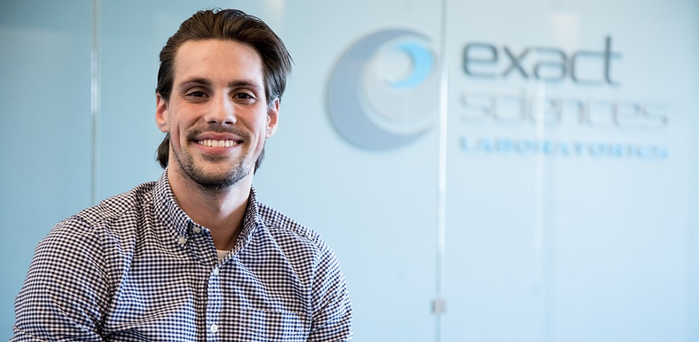 Austin Werla, Customer Care Associate - Exact Sciences Careers