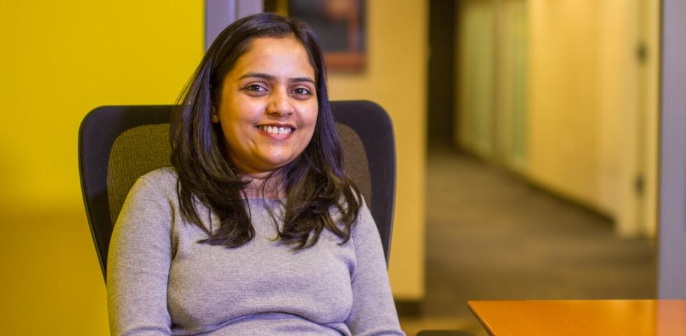 Dhara Rijhsinghani, Developer - Guidepoint Careers