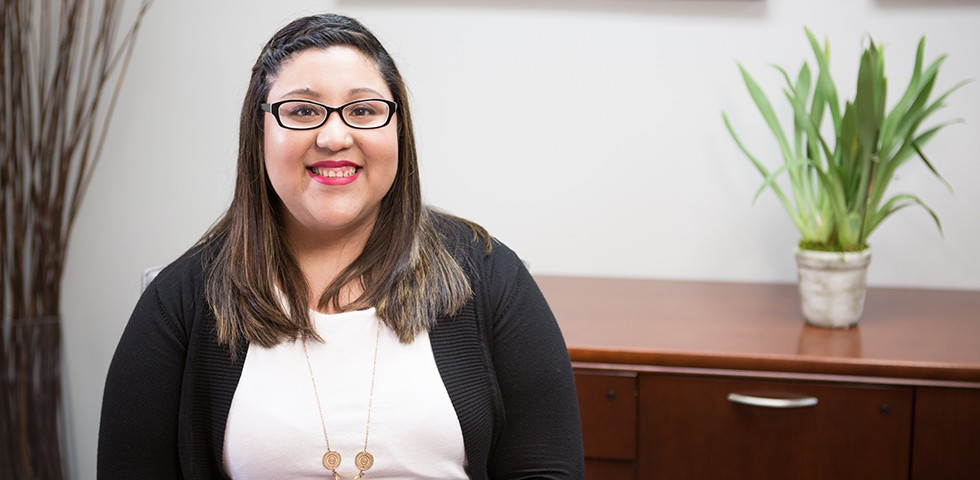 Tatiana Serrano, Client Services Administrator, Benefits - NFP Careers