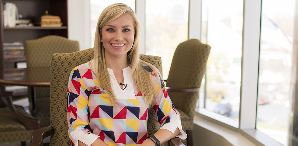 April McTindal, Wellness Consultant - NFP Careers