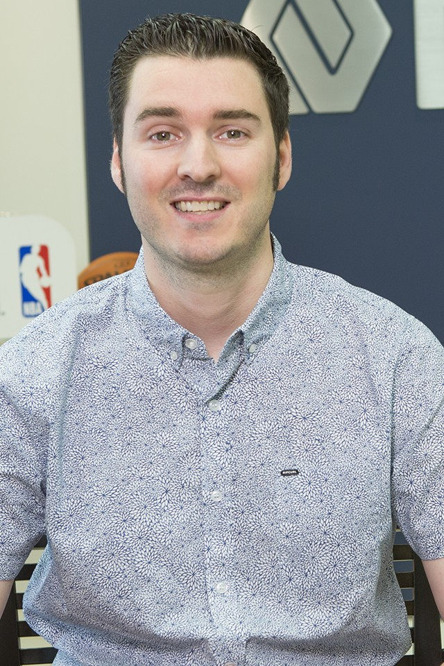 Matthew Povolny, Account Executive, Sports Entertainment - NFP Careers