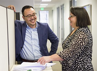 Careers - What Aaron Does Client Manager