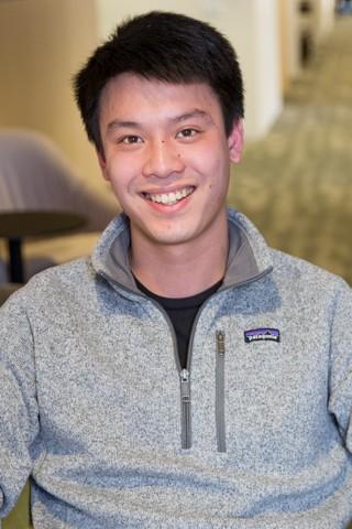 Chas Jhin, Senior Software Engineer - Civis Analytics Careers