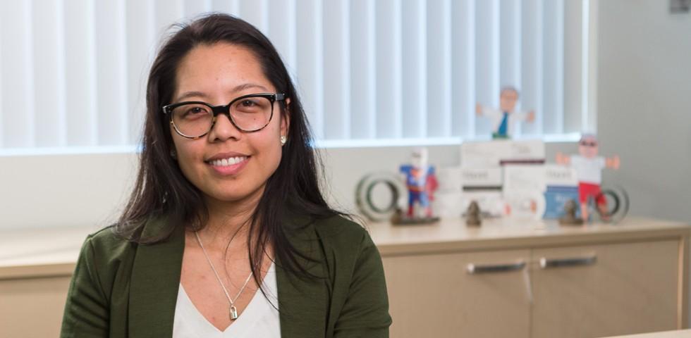 Kristine Velasco, R&D Project Engineer - Glaukos Corporation Careers