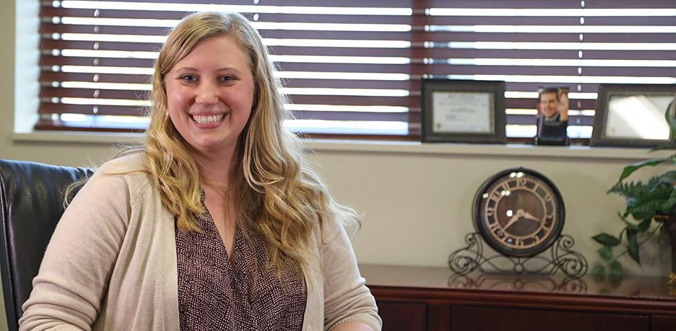 Ashley Barak, Staff Accountant - Porte Brown Careers
