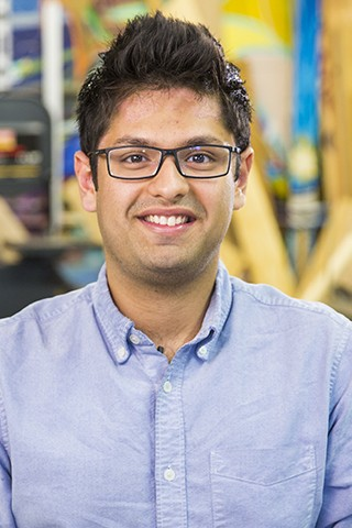 Raj Parulekar, R&D Associate Scientist - TerraCycle Careers