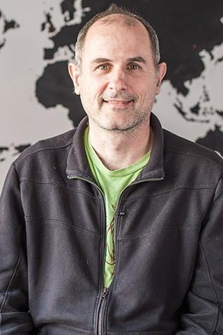 Richard Harrington, Software Engineer - SoundCloud Careers