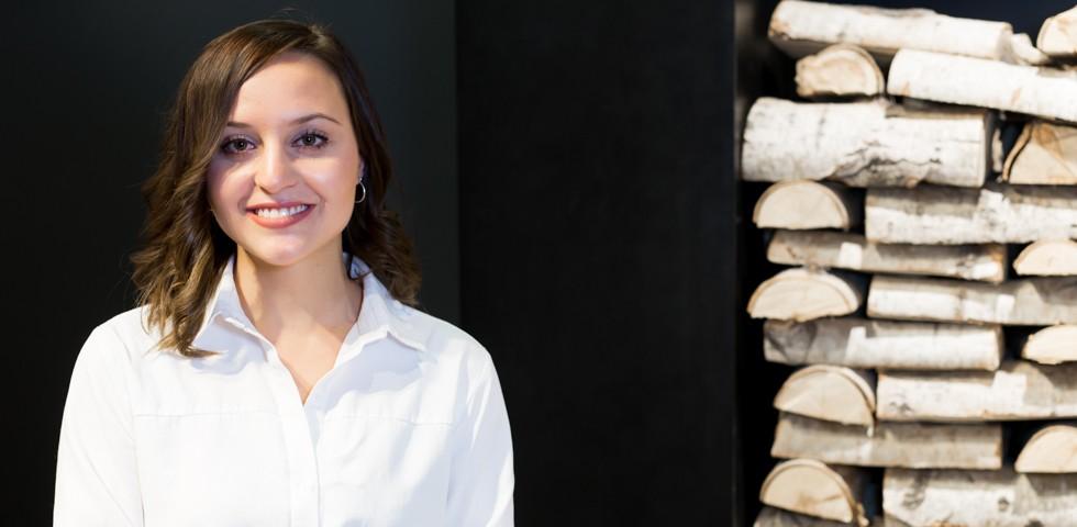 Gianna Minghella, HR Coordinator - Canada Goose Careers