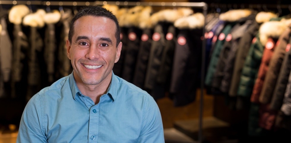 Andres Quiroz, Manager, Industrial Engineering - Canada Goose Careers