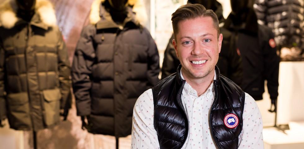 Alex Thomson, Director, Corporate Communications - Canada Goose Careers