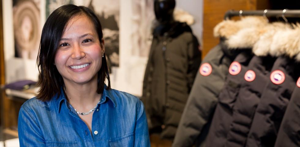 Rufina Tursun, Team Lead, Warranty Repair - Canada Goose Careers