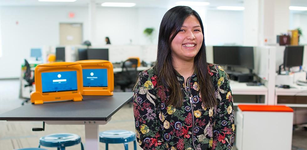 Priscilla Konsam, Software Engineer - Phreesia Careers