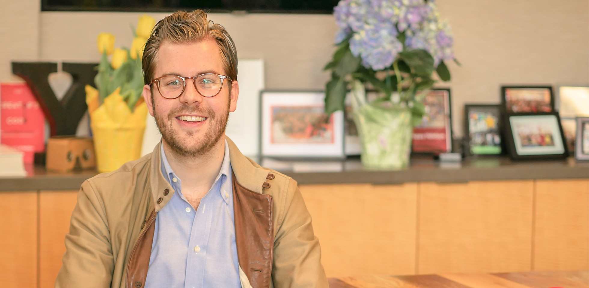 Steijn Pelle, Product Manager for Growth - HealthTap Careers