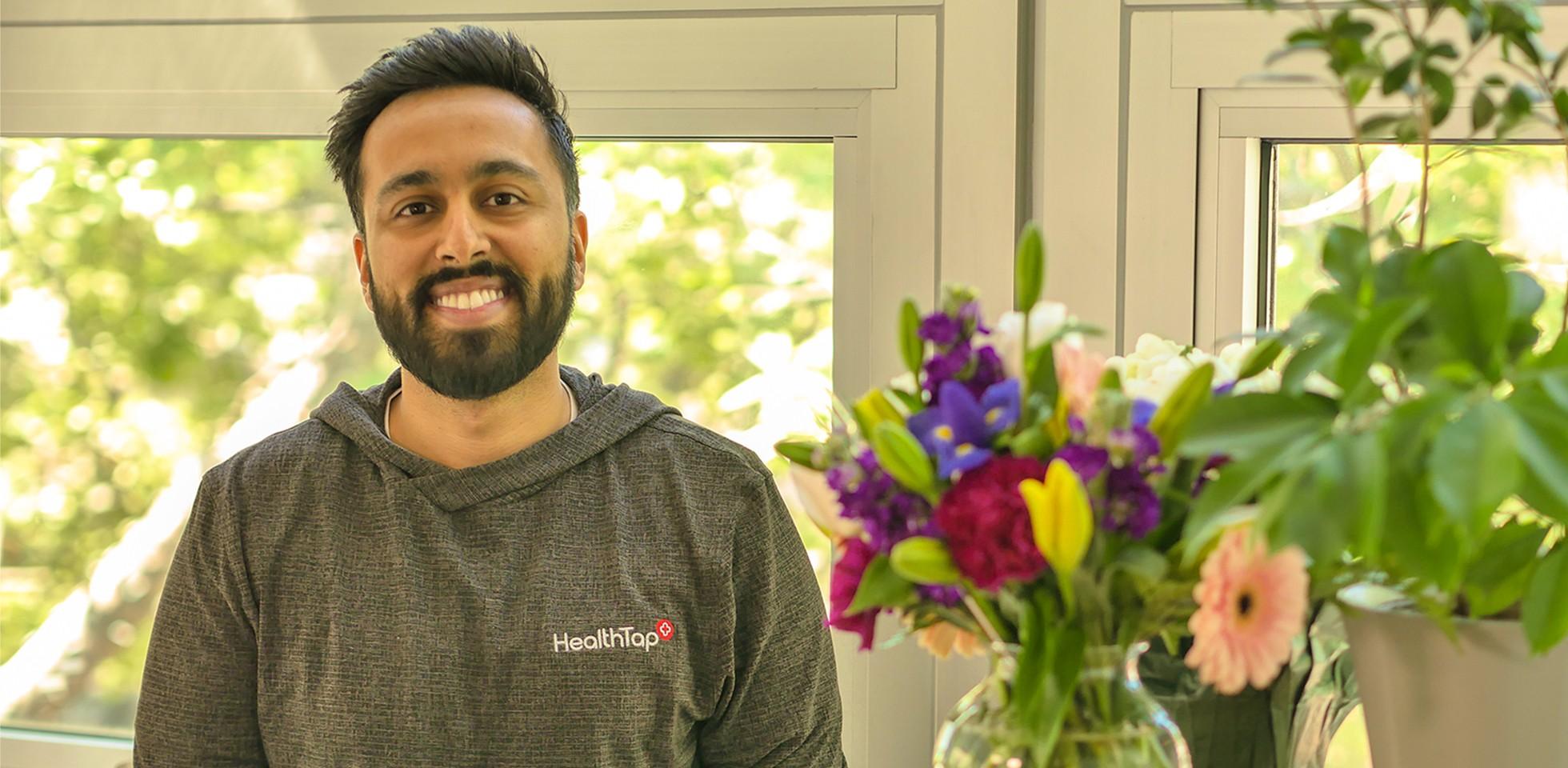 Sean Mehra, Head of Product - HealthTap Careers
