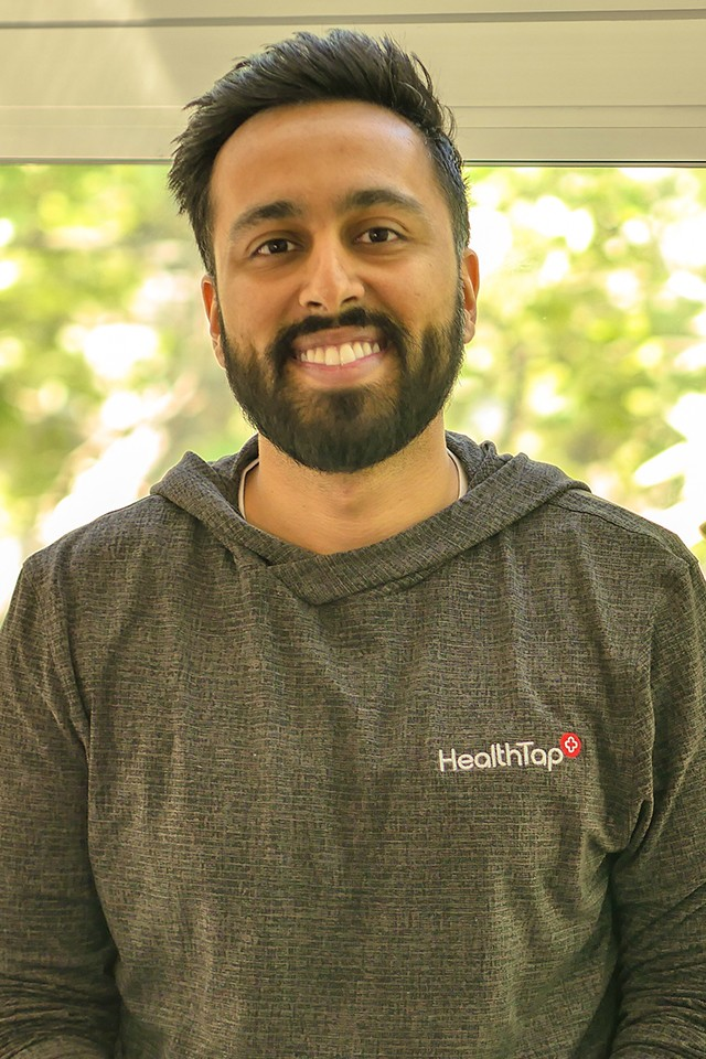 Sean Mehra, Head of Product - HealthTap Careers