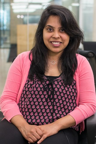 Bhavya Kilari, Lead Developer - The Washington Post Careers
