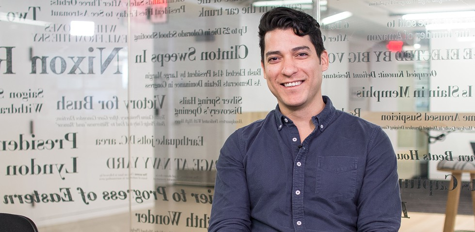 Erik Reyna, Web Developer - The Washington Post Careers