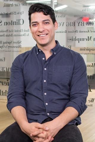 Erik Reyna, Web Developer - The Washington Post Careers