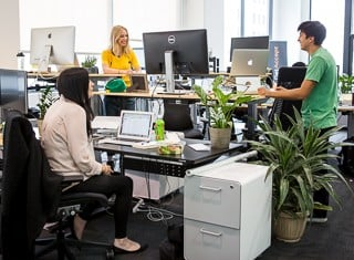 Careers - Office Perks  Staying Smart