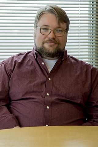 Ian Monroe, Senior Developer - Veritas Health Careers