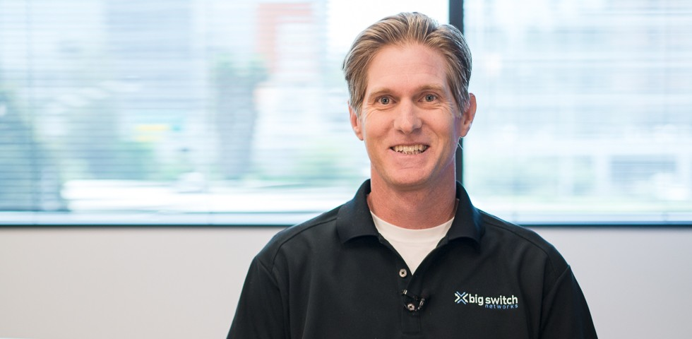 Greg Orr, Vice President Sales, Americas - Big Switch Networks Careers