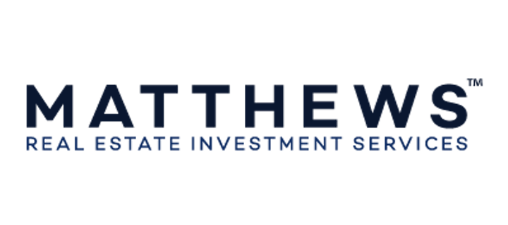 Matthews Real Estate Investment Services logo