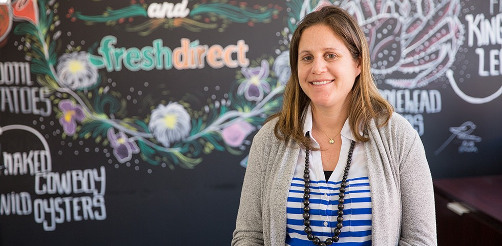 Alicia Blittner, Employee Wellness Manager & Corporate Nutritionist - FreshDirect Careers