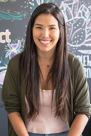 Hanako Tsuchiya, Associate Merchant, Beverages - FreshDirect Careers