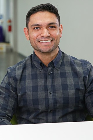 Salim Thobani, Associate Director, ERP Logistics Execution Team - FreshDirect Careers