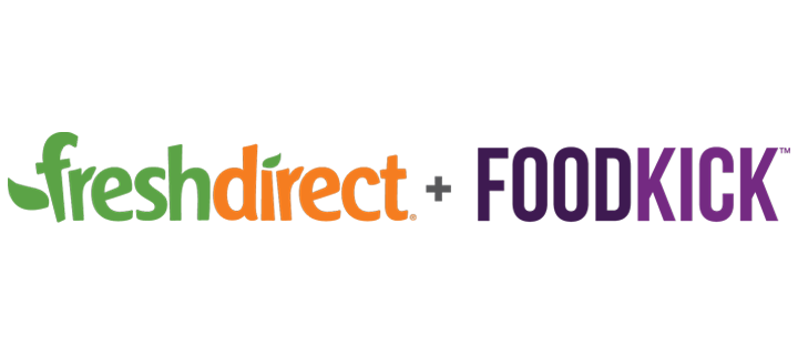FreshDirect & FoodKick
