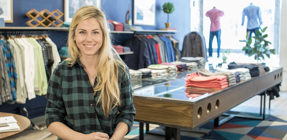 Nell Lanman, Digital Marketing Manager - UNTUCKit Careers
