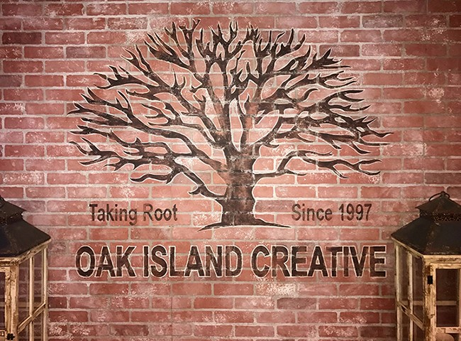 Oak Island Creative Careers