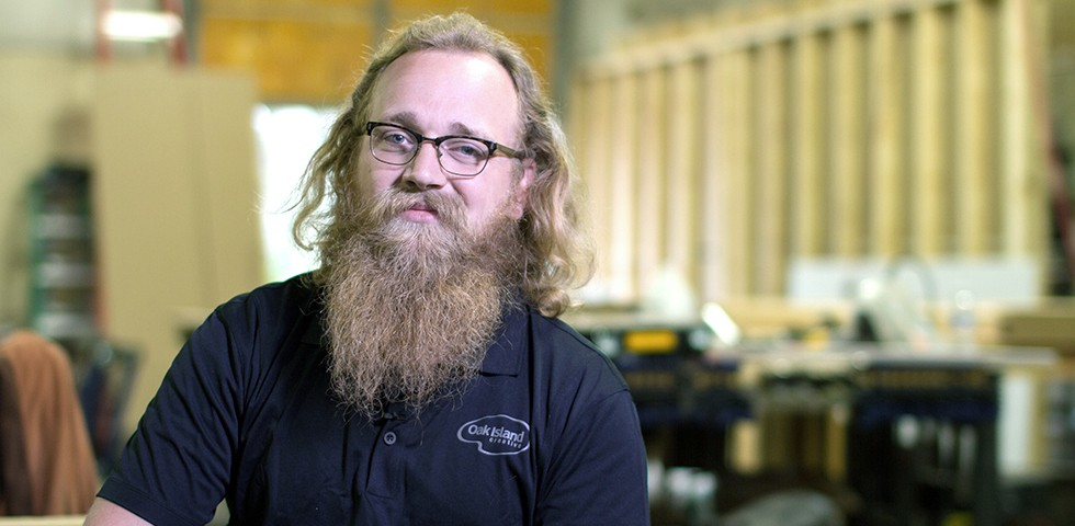 Eric Cooke, Production Supervisor - Oak Island Creative Careers