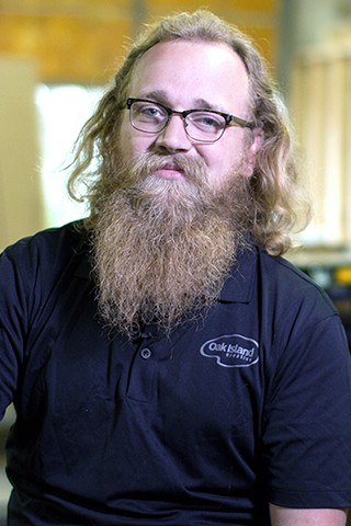 Eric Cooke, Production Supervisor - Oak Island Creative Careers