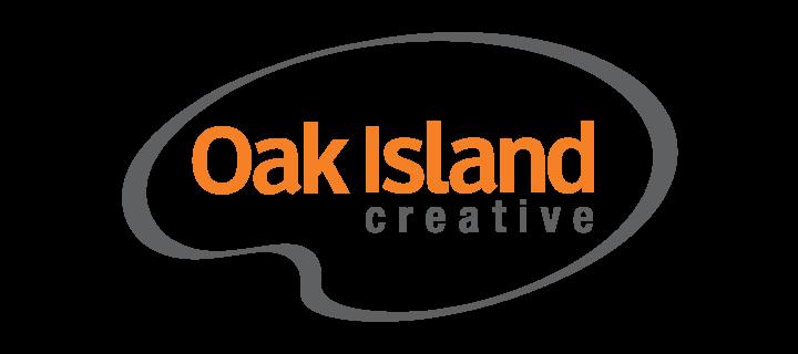 Oak Island Creative logo