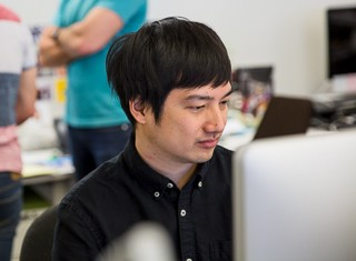 Careers - What Wei-Lun Does