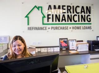 American Financing Company Image