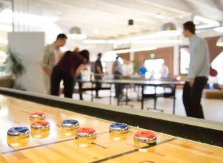 Careers - Office Perks A Sense of Community