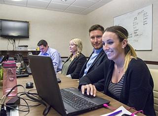 Careers - Office Perks People, Potlucks & Philanthropy
