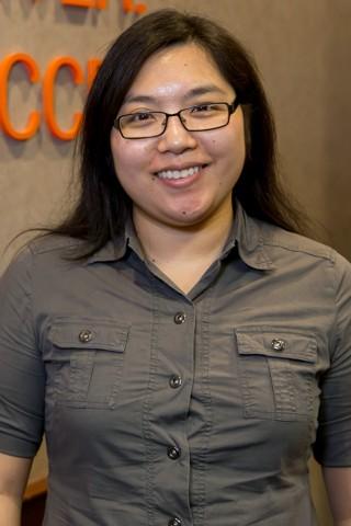 Yingdan Robinson, Testing Supervisor - Abaco Systems Careers